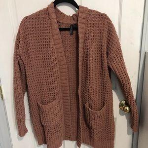 Chunky knit cardigan! !Never worn!